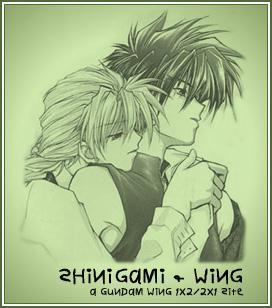 shinigami & wing